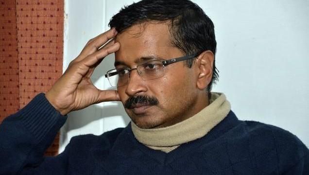 Arvind Kejriwal's reaction after shoe attack-740709