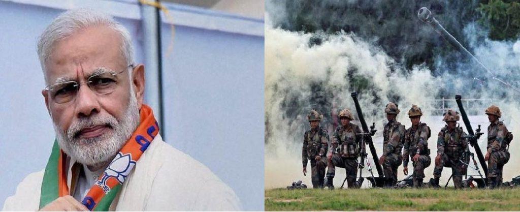 Kozhikode: Prime Minister Narendra Modi before flag hoisting of BJP National Council meeting in Kozhikode, Kerala on Sunday. PTI Photo (PTI9_25_2016_000080B)